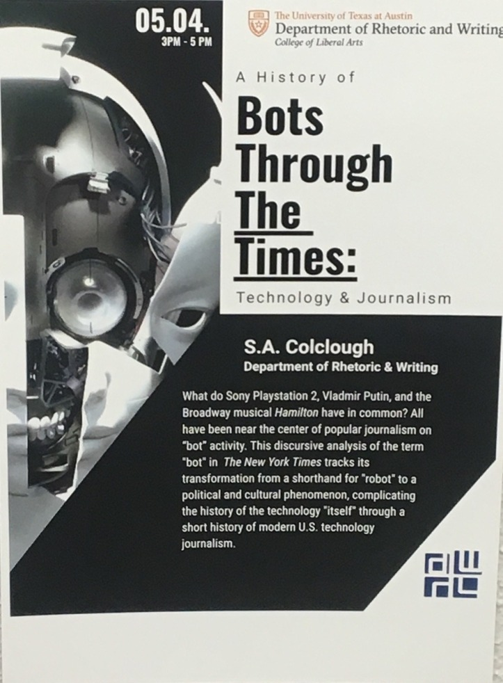 Bots Through the Times poster
